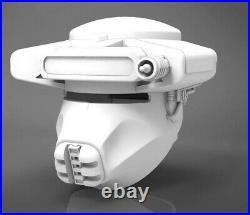 Star Wars Princess Leia Boushh Disguise Helmet Boushh Helmet MADE TO ORDER