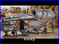 Star Wars Razor Crest Pre-Order ALL UNLOCKS Mandalorian Haslab Hasbro Pulse
