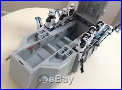 Star Wars Rebels Troop Transport FIRST ORDER STORMTROOPER 3.75 Army Builder