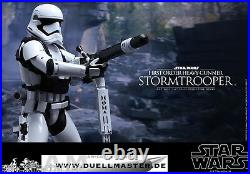 Star Wars Sideshow Hot Toys First Order Heavy Gunner Stormtrooper Neu/ovp