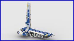 Star Wars Stinger Mantis Jedi Fallen Order Luxury Ship UCS 1791 Blocks Kids Toys