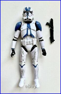 Star Wars The Black Series 501st Legion Clone Trooper EE Exclusive Order 66