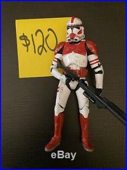 Star Wars The Black Series 6 Clone Shock Trooper Coruscant Guard EE Order 66