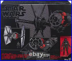 Star Wars The Black Series 6'' First Order Special Forces TIE Fighter & Pilot
