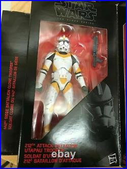 Star Wars The Black Series 6 Inch Order 66 Entertainment Earth Exclusive