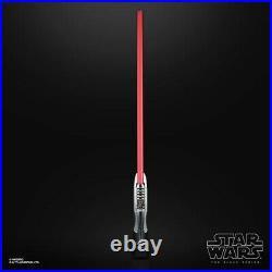 Star Wars The Black Series Darth Revan Force FX Elite Lightsaber PRE ORDER 01/21
