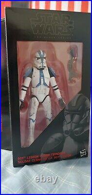Star Wars The Black Series EE Exclusive Order 66 Clone Trooper 4 pack