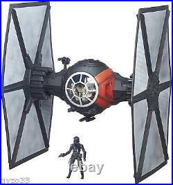 Star Wars The Black Series First Order Special Forces TIE Fighter Huge Massive