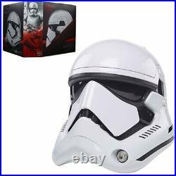 Star Wars The Black Series First Order Stormtrooper Helmet 5/9 2021 PRESALE