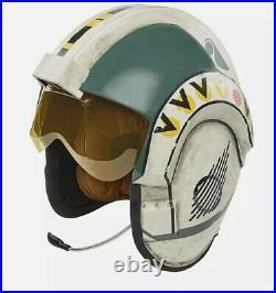 Star Wars The Black Series Wedge Antilles Battle Simulation Helmet Pre-Order New