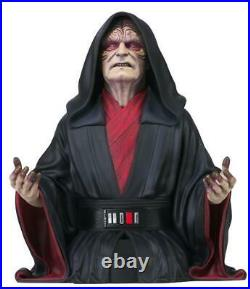 Star Wars The Rise of Skywalker Emperor Palpatine 1/6 Scale Bust Pre-Order