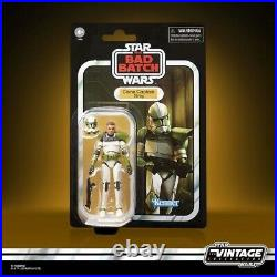 Star Wars Vintage Collection The Bad Batch Special 4 Pack Confirmed Pre Order