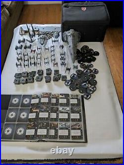 Star Wars X-WING Miniatures 2nd Edition Imperial & First Order Lot