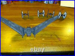 X-wing miniatures 1.0 lot, Empire and first order. Large and small