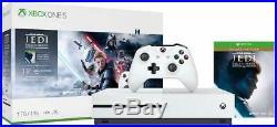 Xbox One S 1TB Console Star Wars Jedi Fallen Order Bundle