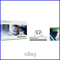 Xbox One S 1TB Console Star Wars Jedi Fallen Order Bundle Brand New